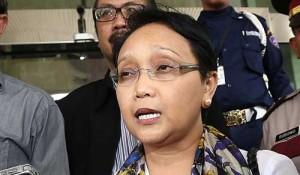 Menteri Luar Negeri Retno Marsudi. Foto: Hendra Eka/JP/pojoksatu.id