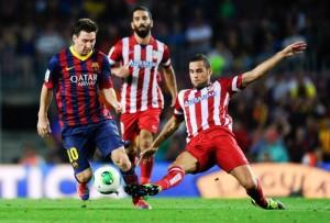 Atletico Madrid dan Barcelona kembali berhadapan pada leg kedua perempat final Copa Del Rey, Kamis (29/1) dinihari nanti.