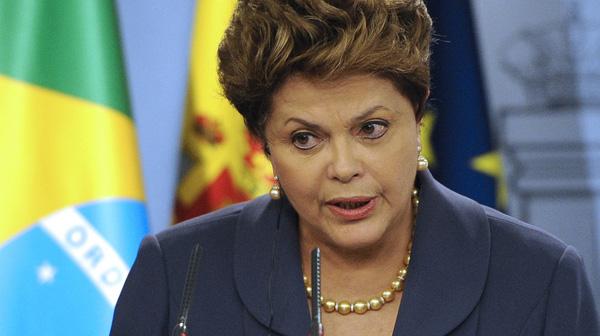 Presiden Brasil Rousseff