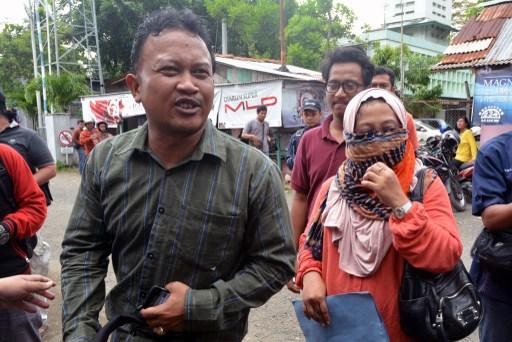INDONESIA-CRIME-DRUGS