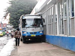 Bus Transpakuan