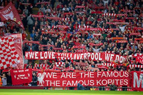 Suporter Liverpool.