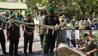 Kolonel Inf Fulad Pimpin Sertijab Dandim Kabupaten Bogor