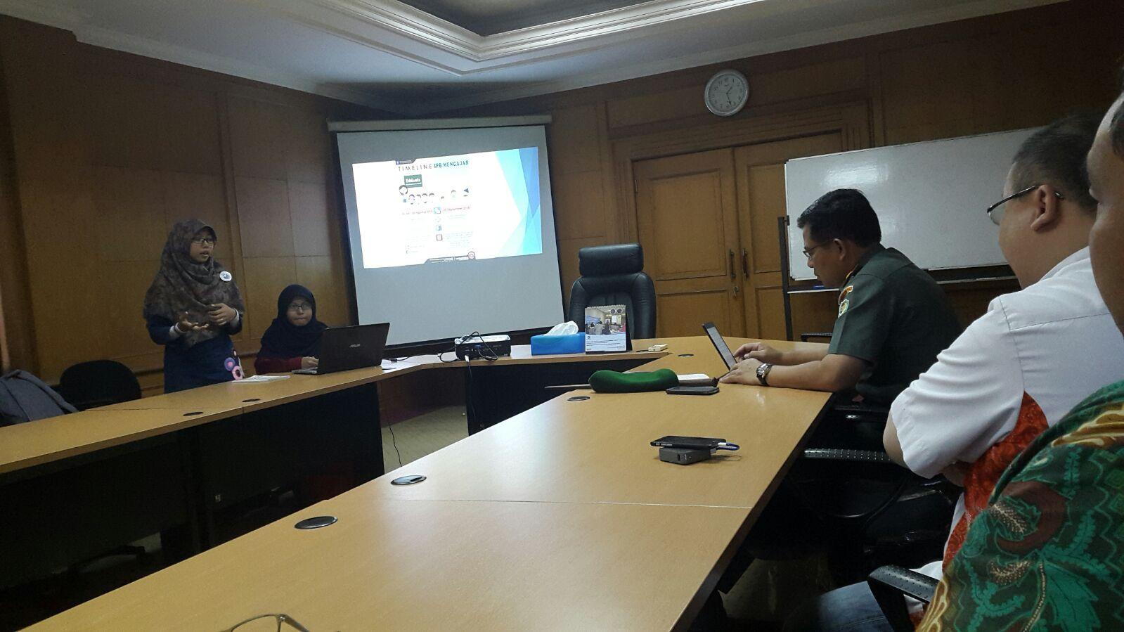 Kolonel Inf Fulad Dukung IPB Mengajar