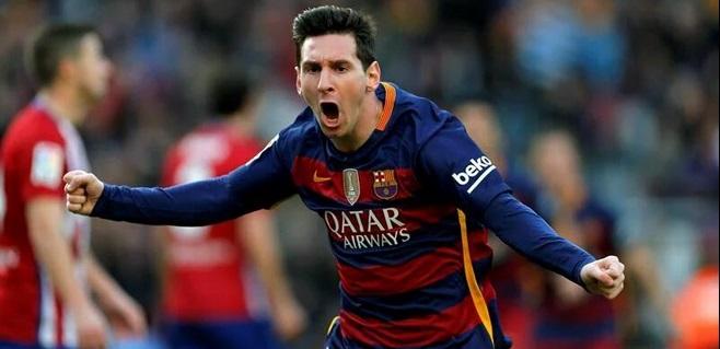 barcelona vs atletico madrid, barcelona, hasil pertandingan, lionel messi