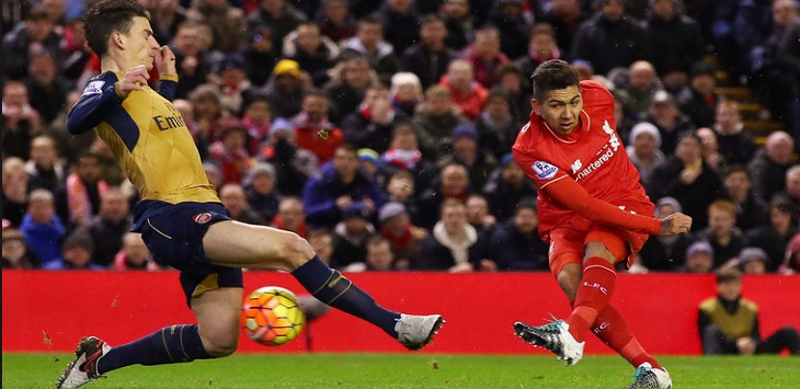 premier league, liverpool vs arsenal, highlights liverpool vs arsenal 3-3