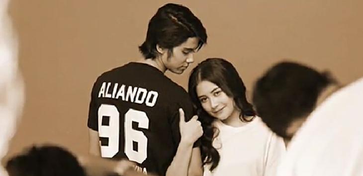 Foto mesra Prilly Latuconsina dan Aliando Syarief