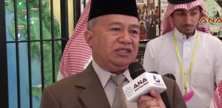 Ketua MUI KH Muhyiddin Junaedi