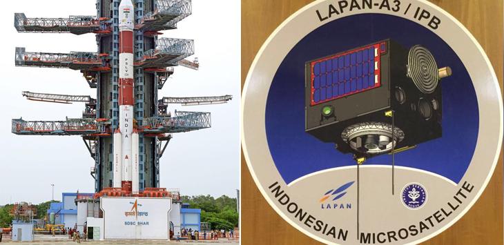 Satelit Lapan IPB