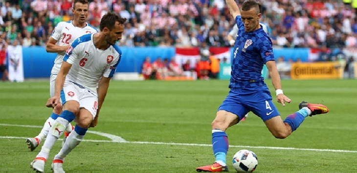 uefa euro 2016, euro 2016, ceko vs kroasia, hasil pertandingan, perisic