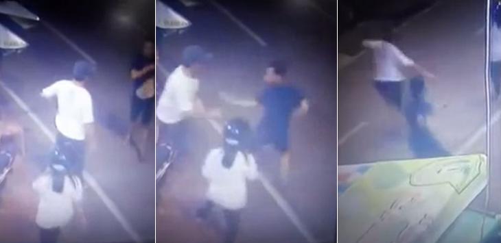 Video duel maut polisi vs pegawai honorer Meranti