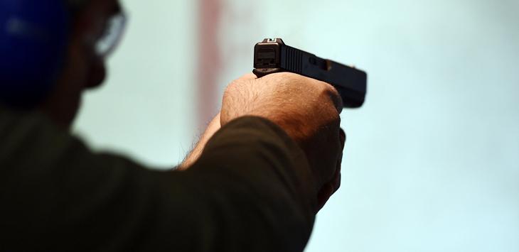 tembak mobil