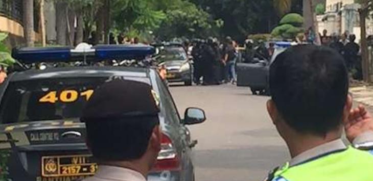 Sandera Pondok Pinang Jakarta