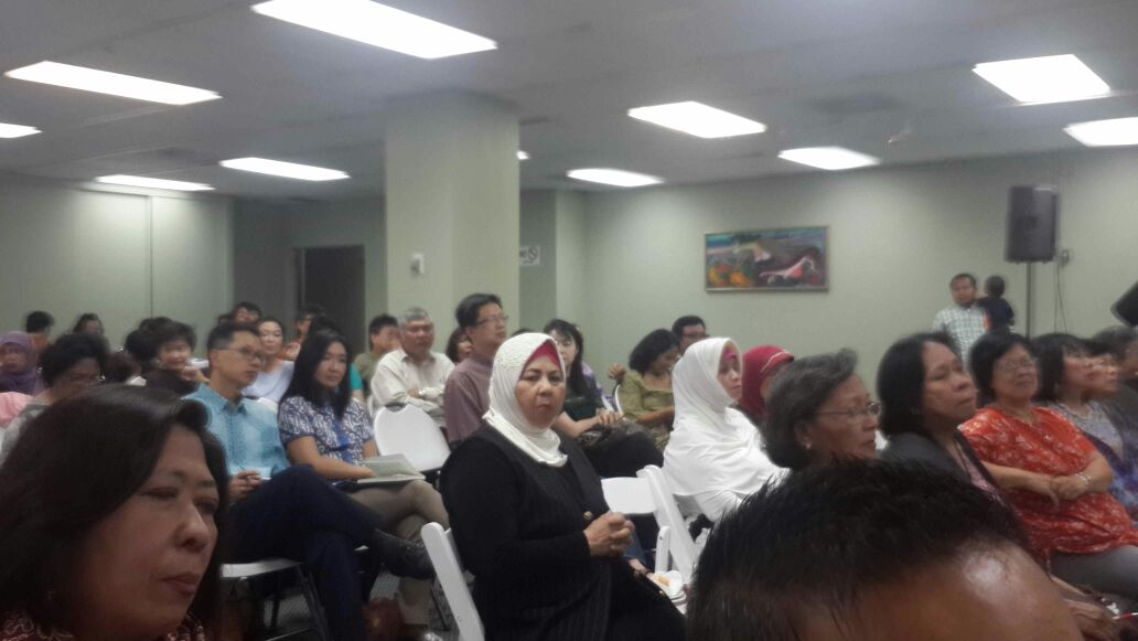 sosialisasi kewarganegraan dan keimigrasian di Konsulat Jenderal Los Angeles.