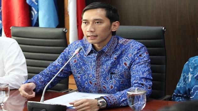 Ketua Fraksi Partai Demokrat di DPR RI, Edhie Baskoro Yudhoyono alias Ibas