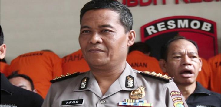 Kabid Humas Polda Metri Jaya Kombes Raden Prabowo Argo Yuwono