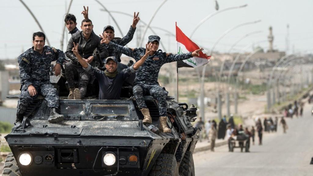 pasukan irak