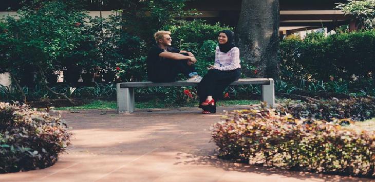 Herfiza dan Ricky Harun. Instagram
