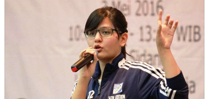 Ratu Tisha jelaskan persiapan terkait terpilihnya Indonesia sebagai tuan rumah Kualifikasi Piala Asia U-16 Grup G