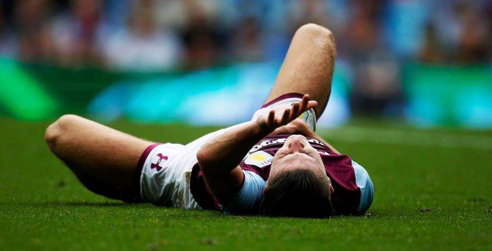 Aston Villa Jack Grealish - aston Villa (thesun.co.uk)