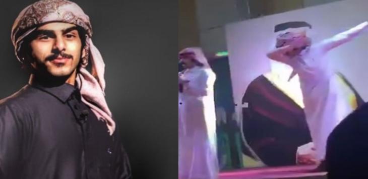 Gara-gara 'Dab' Penyanyi Arab Ini Diciduk Polisi4
