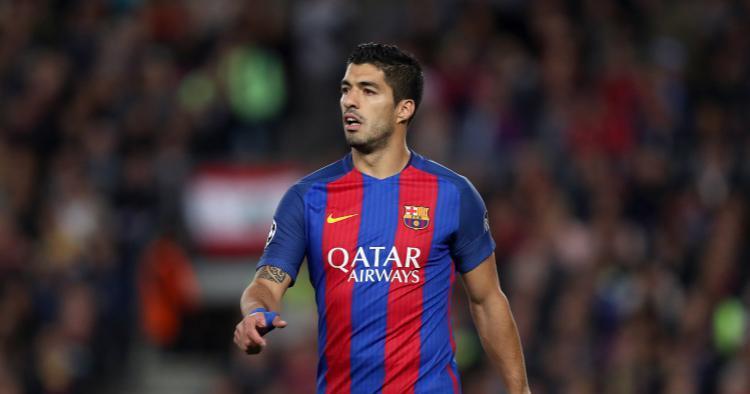 Luis Suarez - Barcelona (senenews.com)