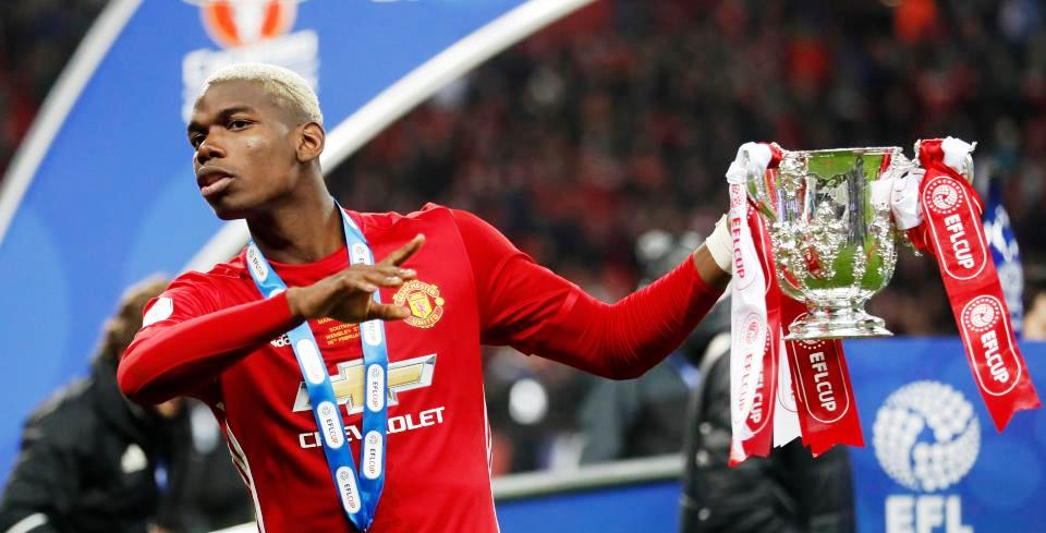 Paul Pogba - Manchester United (thesun.co.uk)