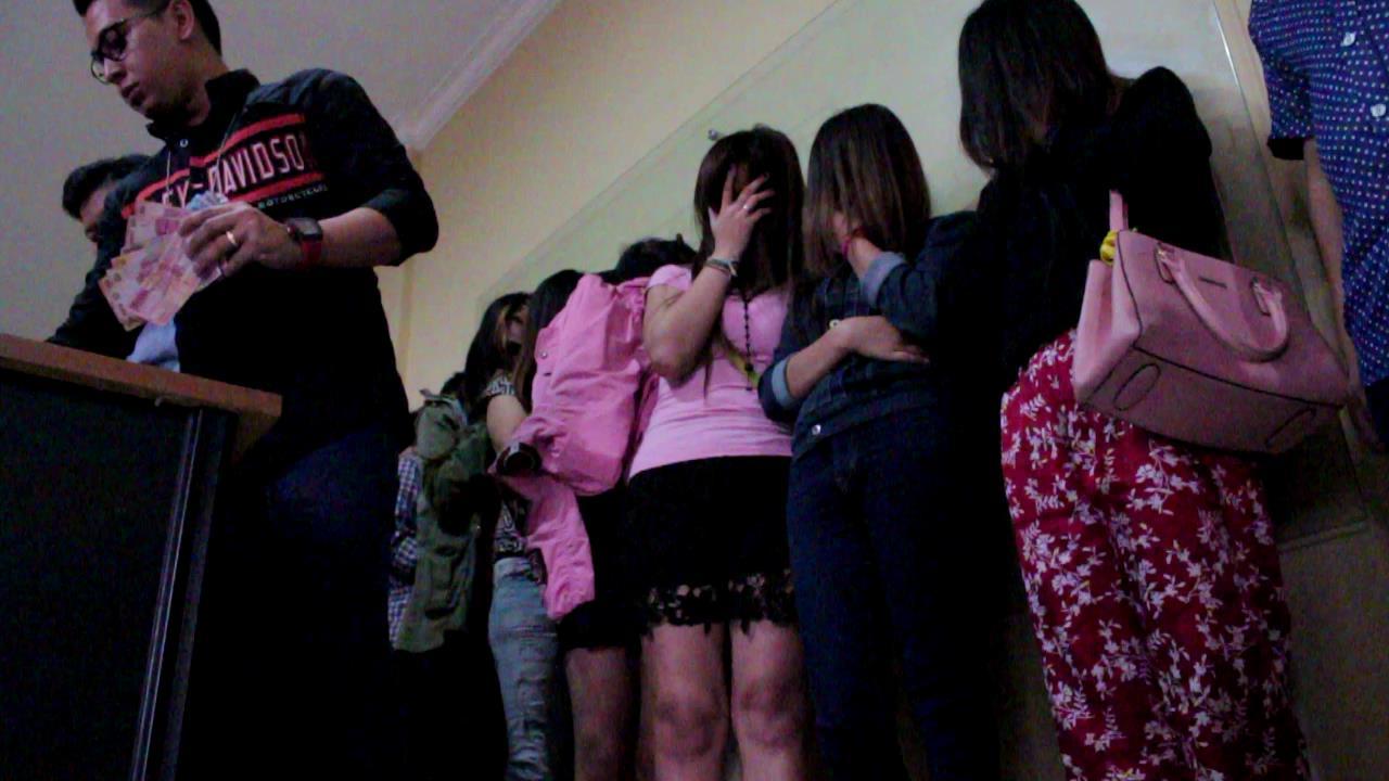 Sindikat trafficking dan germo cantik penyedia seks turis Timur Tengah di Kota Bunga, Puncak, Cianjur. Foto: Guruh/pojoksatu.id