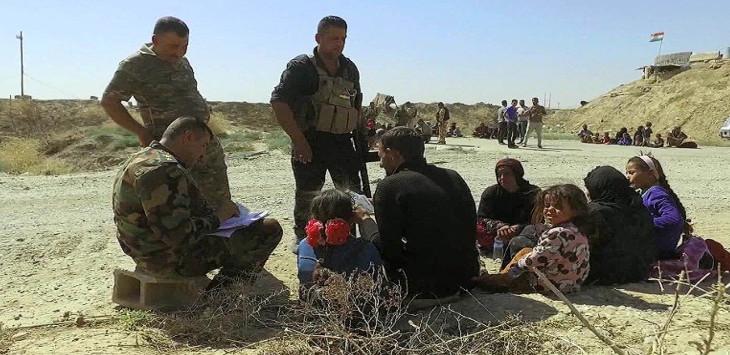 Penduduk Hawija Irak