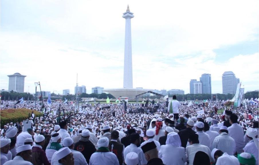 Tujuan Reuni 212 Tumbangkan Jokowi, Sosok Ini Jadi Bintangnya