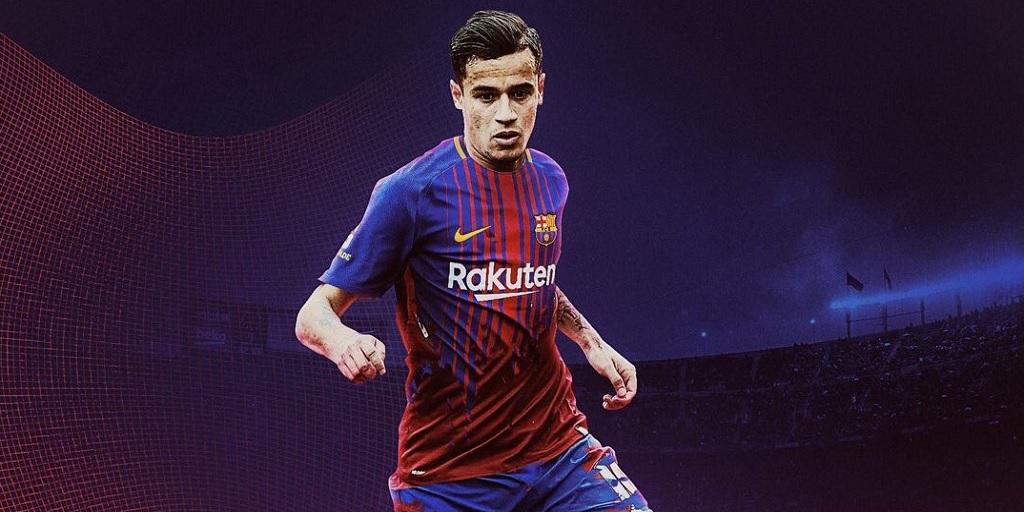 coutinho ke barcelona, philippe coutinho, berita transfer pemain, coutinho