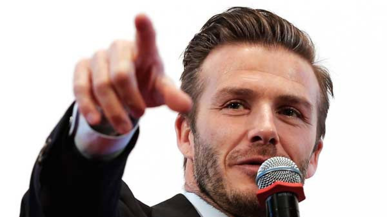 Davi Beckham