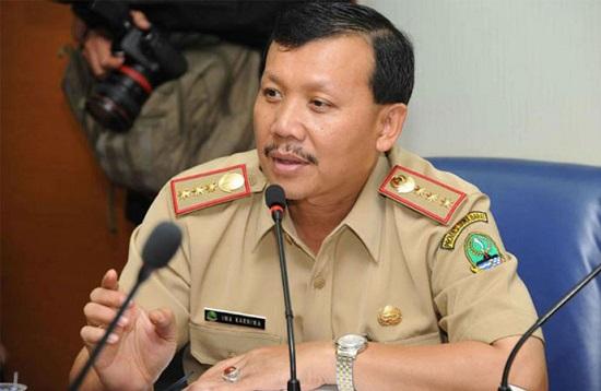 Sekretaris Daerah Provinsi Jawa Barat Iwa Karniwa. (FOTO : suaramerdeka)