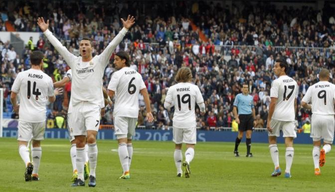 Cristiano Ronaldo - Bintang Real Madrid