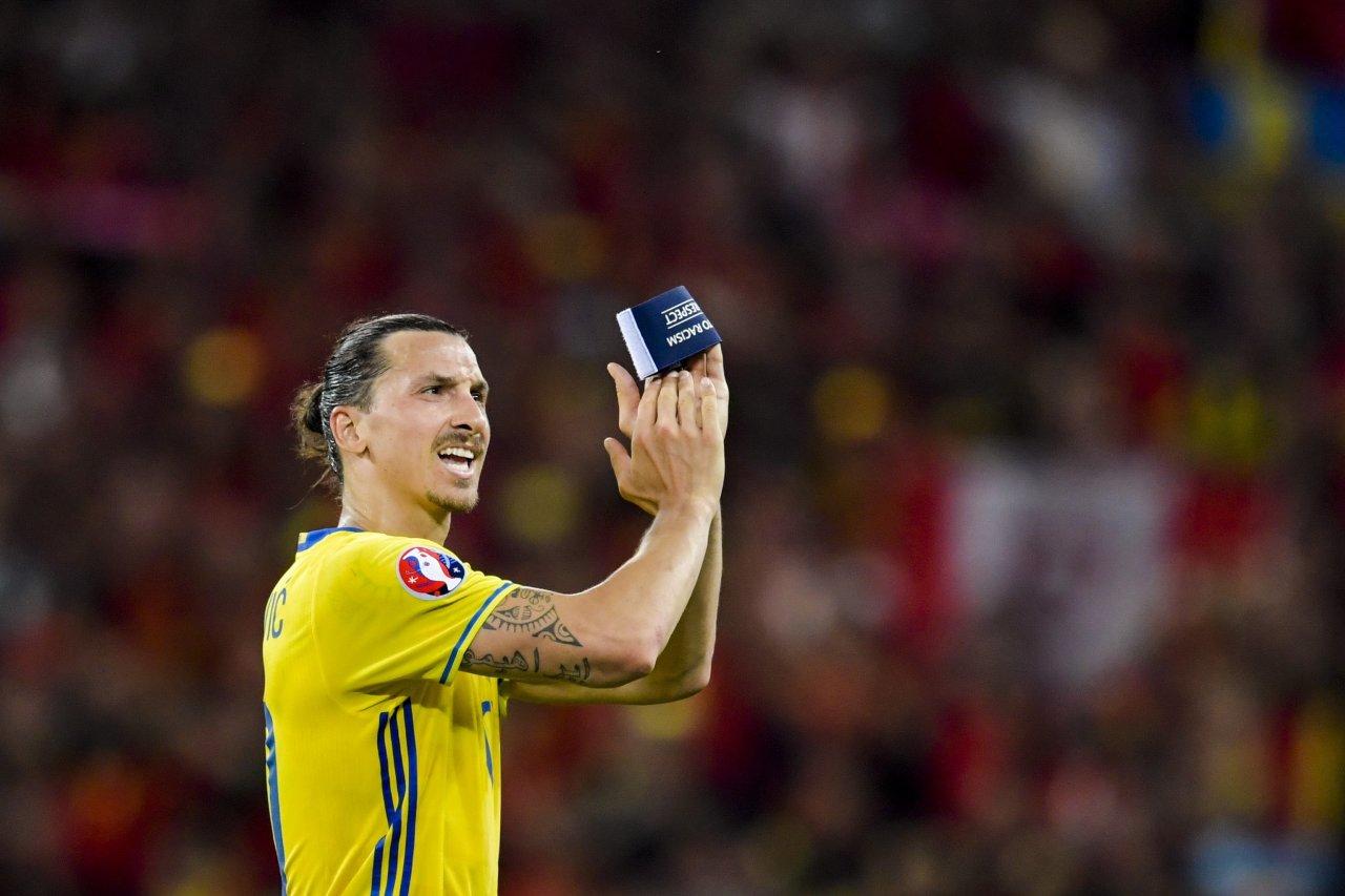 Zlatan Ibrahimovic - Mantan Pemain Timnas Swedia (wallstreetjournal.com)