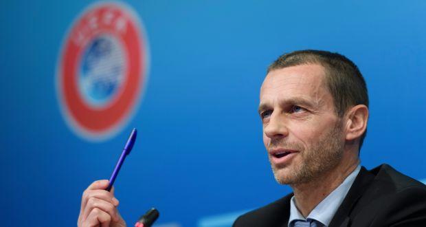 Aleksander Ceferin - Presiden UEFA (irishtime.com)