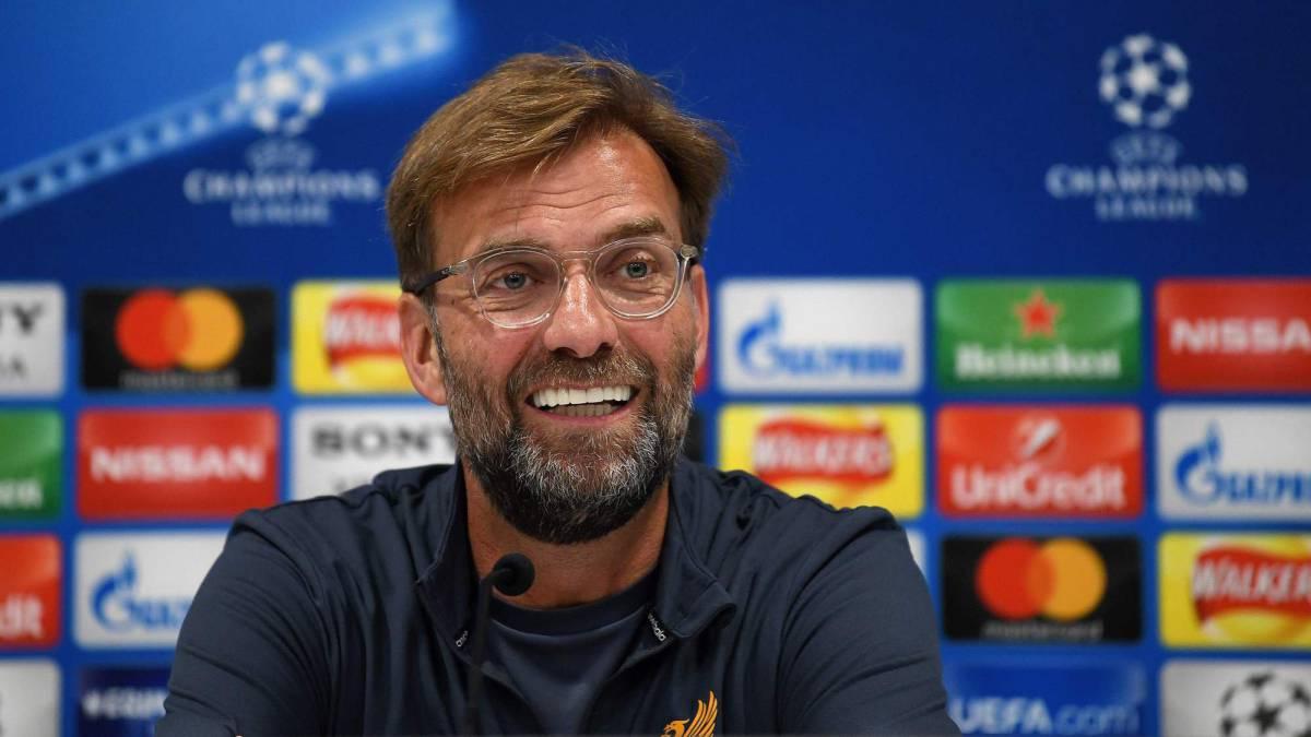 Jurgen Klopp - Manajer Liverpool (as.com)