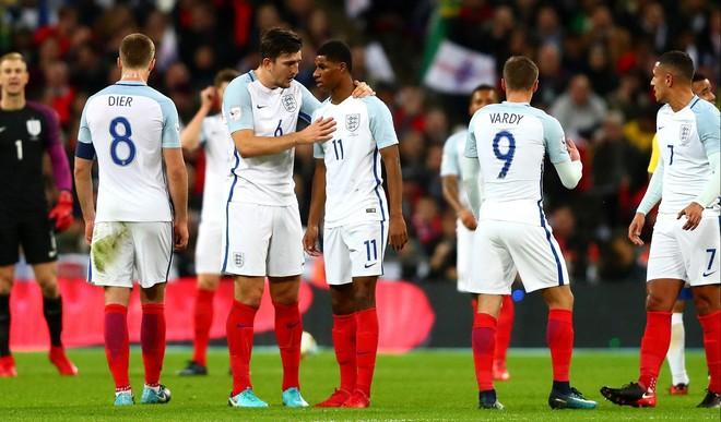 Timnas Inggris untuk Piala Dunia 2018
