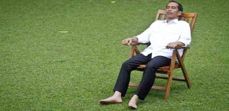 Jokowi Ulang Tahun