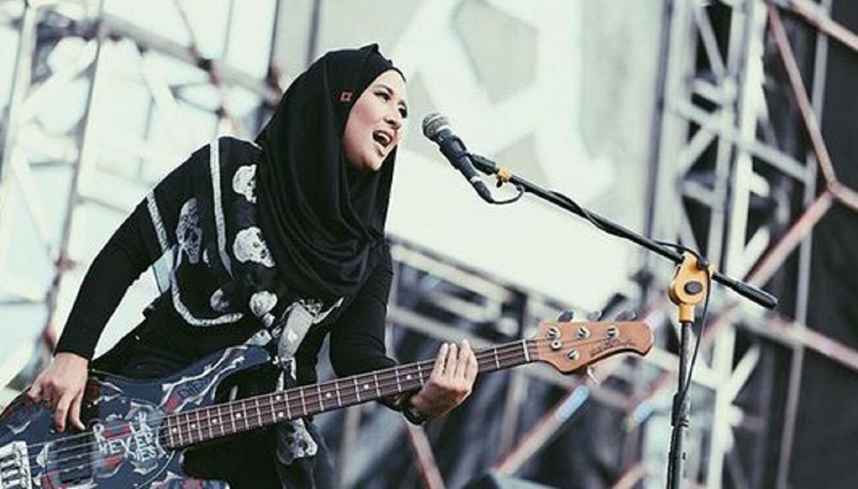 chua kotak - hijab