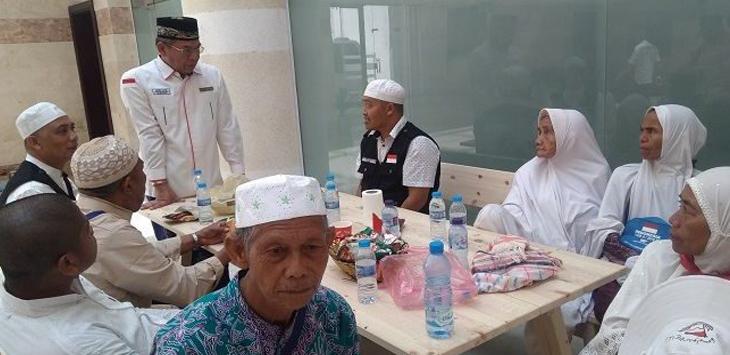 Jamaah haji diterlantarkan di Mekkah