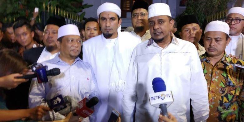 Ketua Umum GNPF Ulama Ustadz Yusuf Martak