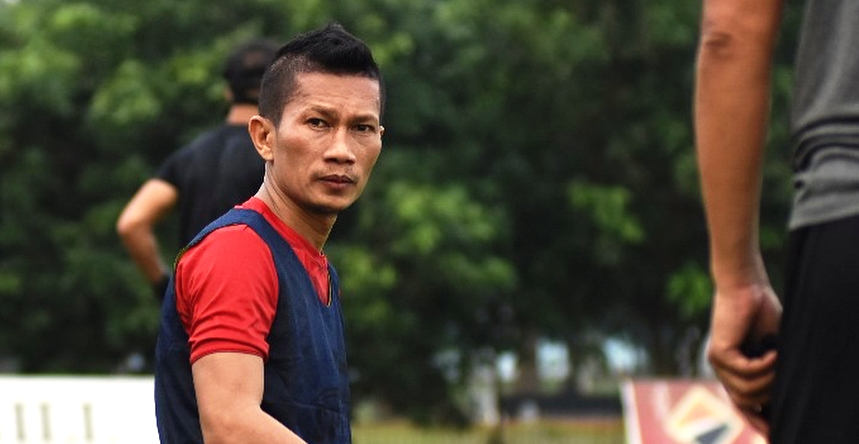 Ismed Sofyan - Kapten Persija Jakarta (instagram