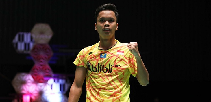 japan open 2019, anthony ginting