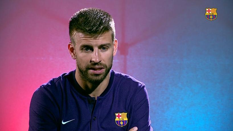 Gerard Pique - Barcelona (barcelona.com)