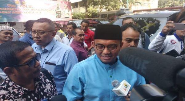 Dahnil Anzar Simanjuntak dikonfrontir dengan saksi lainnya soal kasus hoax Ratna Sarumpaet