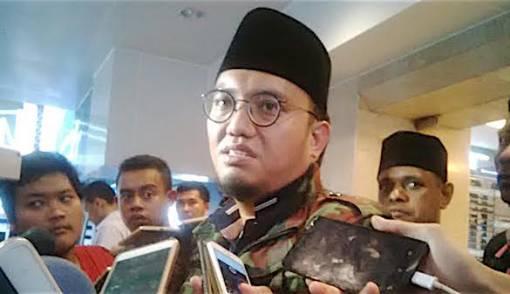 Dahnil Anzar Simanjuntak, dahnil simanjuntak, korupsi dana kemah pemuda islam indonesia