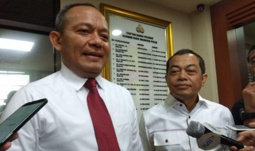 Kabareskrim Mabes Polri Komjen Arief Sulistyanto