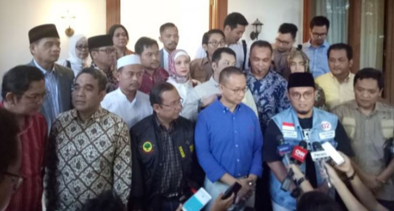 Kubu Prabowo-Sandi angkat bicara soal pemanggilan Amien Rais terkait kasus hoax Ratna Sarumpaet