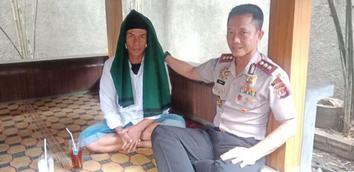 Pembawa bendera HTI di Garut ditangkap